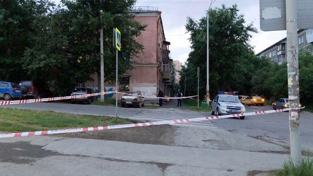 подробности стрельбы в Екатеринбурге