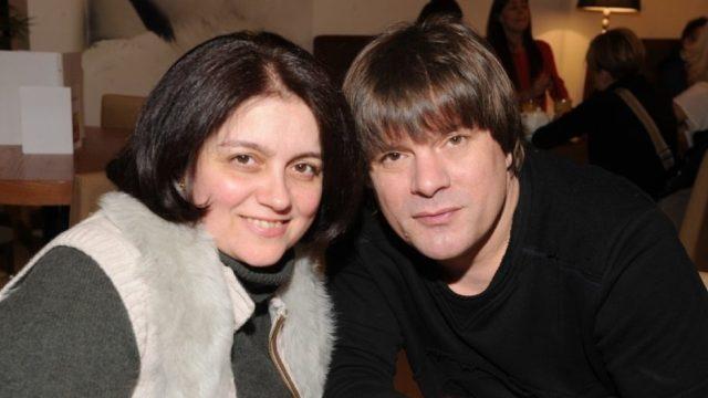 Николай Трубач с супругой Еленой