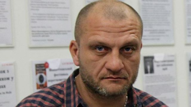 Актер Сергей Шадрин