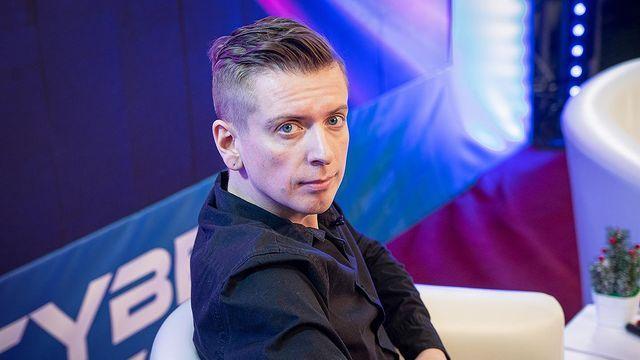 Актер Ростислав Гулбис