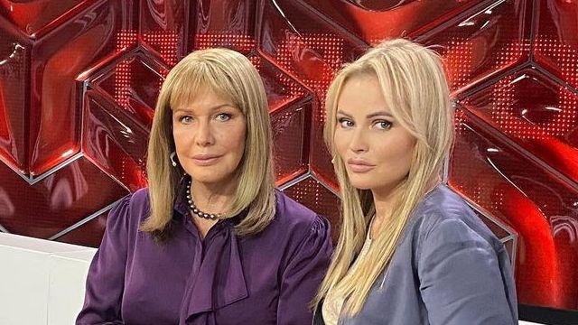 Елена Проклова и Дана Борисова