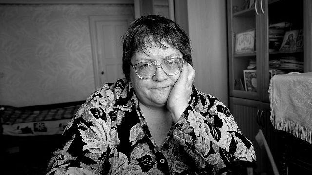 Писательница Елена Стефанович