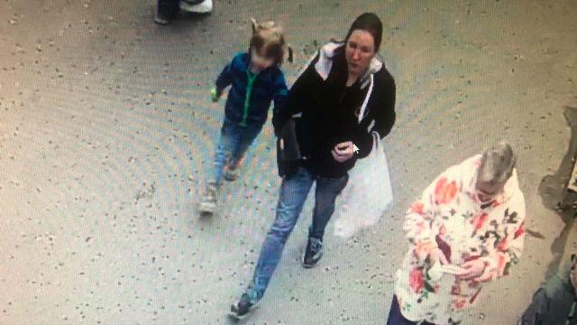 Женщина похитила двухлетнюю девочку в Подмосковье