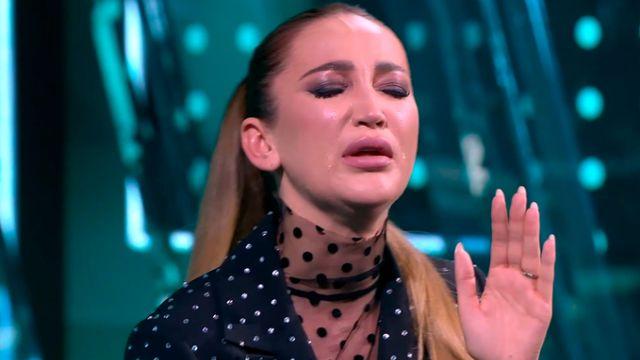 Губерниев довел Бузову до слез