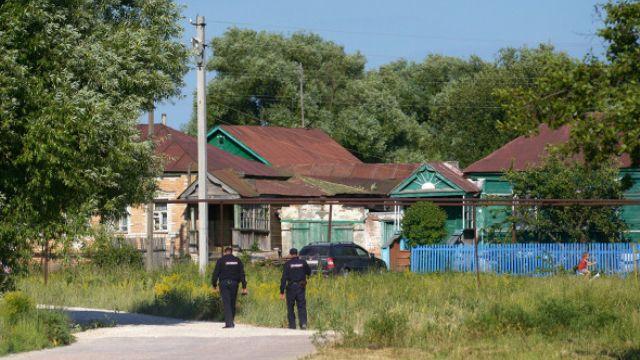 Стрельба в Ивановской области