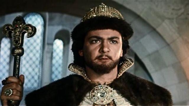 Леонид Топчиев в роли Ивана III