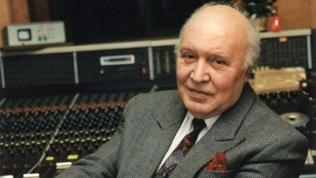Диктор Виктор Балашов