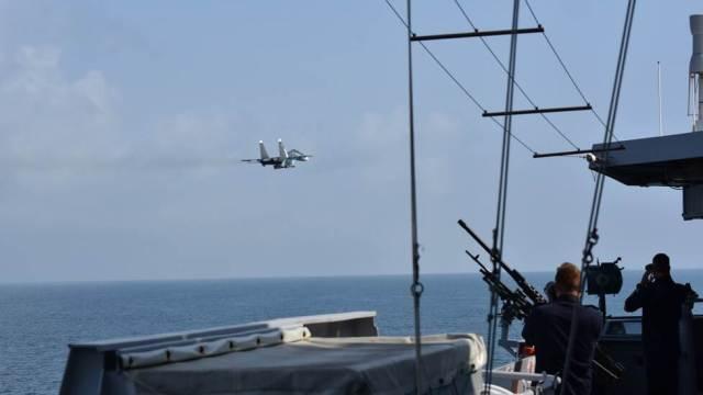 Нидерланды пожаловались на действия российской авиации в Черном море