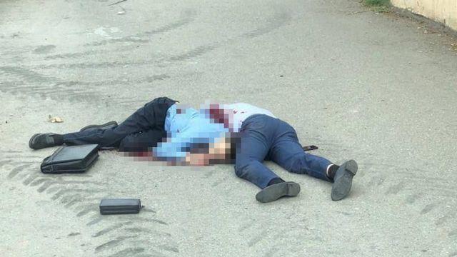 Двух судебных приставов застрелили в Сочи