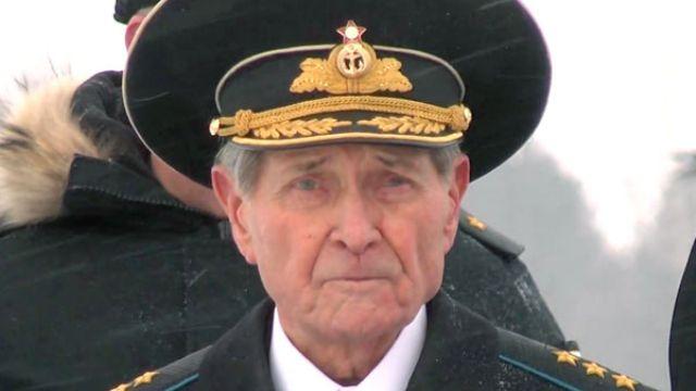 Генерал-полковник Виктор Потапов