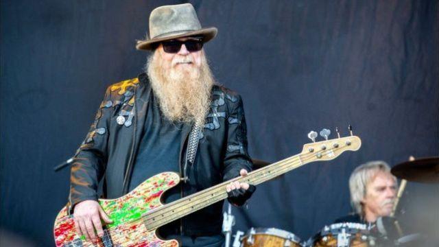 Умер бас-гитарист группы ZZ Top Дасти Хилл