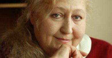 Актриса Зинаида Пасютина