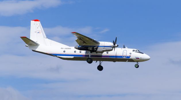 Пассажирский Ан-26 потерпел крушение на Камчатке