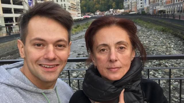 Дан и Марица Запашные