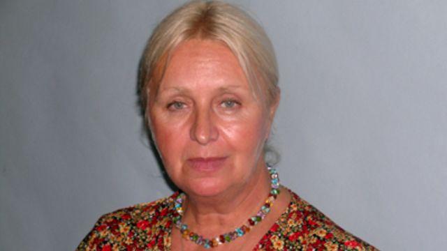 Актриса Любовь Омельченко