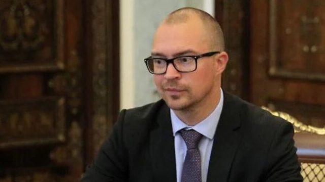 Консул Эстонии в России Март Лятте