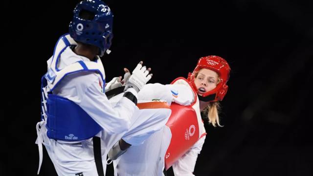 Тхэквондистка Татьяна Минина завоевала серебро на ОИ-2020