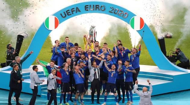 Сборная Италии стала чемпионом
