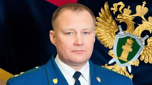 Прокурор Сызрани Вадим Федорин