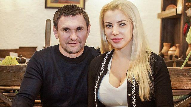 Александр Рясков и Екатерина Сокирская
