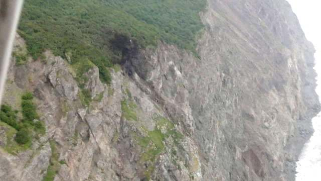 Обнаружено место крушения пропавшего Ан-26 на Камчатке