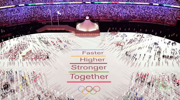 В Токио открылись XXXII летние Олимпийские игры