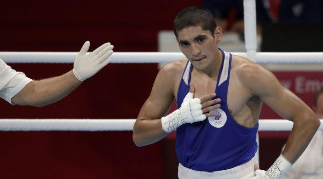 Альберт Батыргазиев стал олимпийским чемпионом ОИ-2020