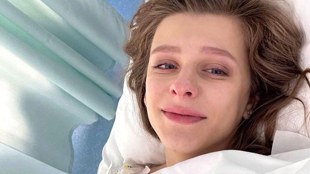 Елизавета Арзамасова после родов