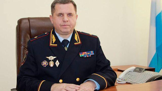 Глава УМВД Камчатки Михаил Киселев