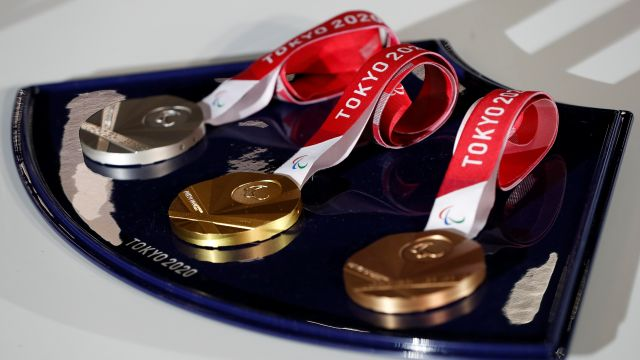 Медали Паралимпиады-2020 в Токио