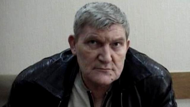 вор в законе Владимир Баркалов