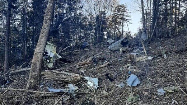 обломки пропавшего самолёта Ан-26 найдены под Хабаровском