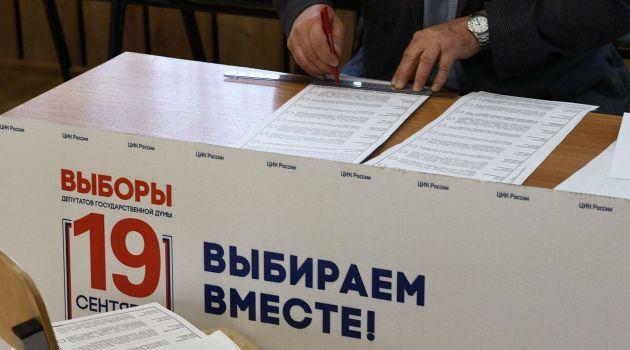 Выборы в Госдуму 2021