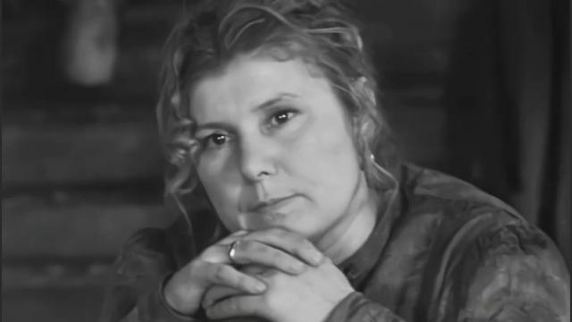 Актриса Валентина Владимирова