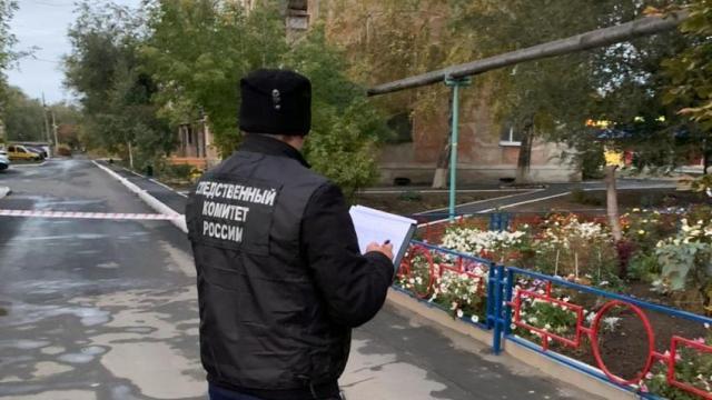 Убийство трех студенток вгороде ГайподОренбургом