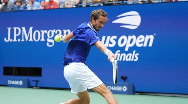 Даниил Медведев выиграл US Open