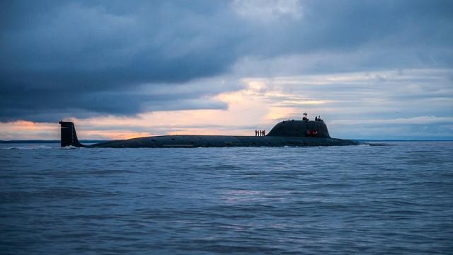 """Атомная подводная лодка """"Северодвинск"""""""
