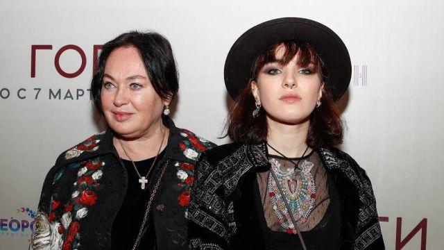 Лариса Гузеева и Ольга Бухарова