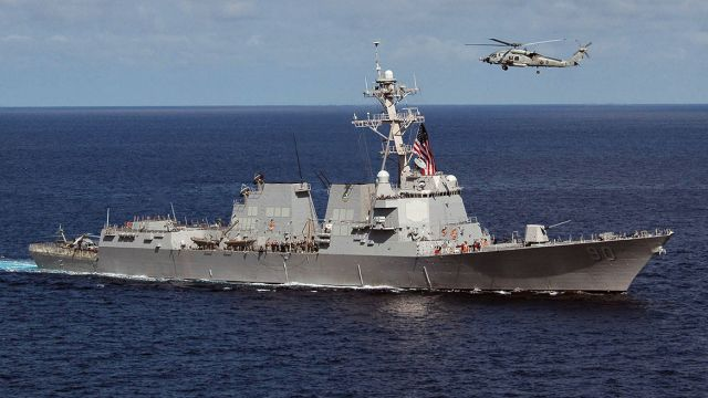 USS Chafee (DDG-90)