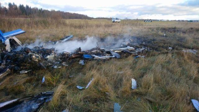 Два человека погибли в результате крушения высокоплана «Аэропракт А-22»